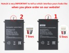 Bateria do laptopa jumper Hw-35100220 3.7V baterii akumulator
