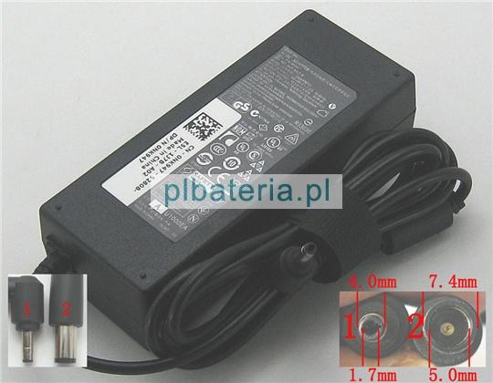 Zasilacz do laptopa LA90PM111 19.5V 4.62A 90W dell ładowarka